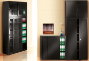 Cupboards sliding doors temperate glass, or sliding blind doors, or mesh sliding doors or wing doors.